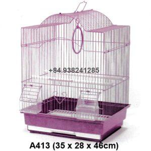 lồng nuôi vẹt a413